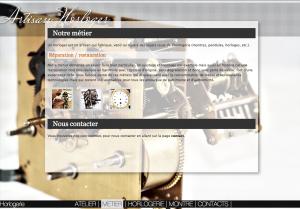 site horloger