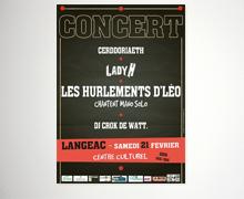 Affiche Concert Langeac 2015