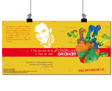 Pochette CD Charles Graham