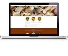 Site internet entreprise de conception de chaufferies bois collectives